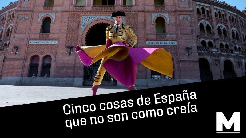 Plaza de Toros de Las Ventas, en Madrid (España) - Cinco cosas de España que no son como creía
